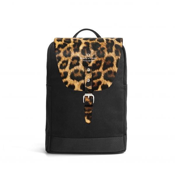 Mayfair Canvas + Flap Leo