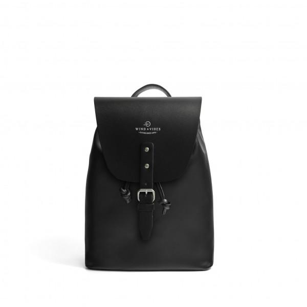 Frisco Leder Black