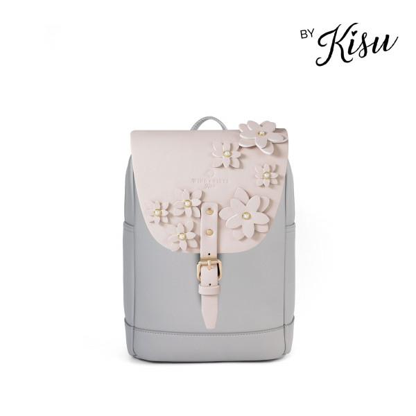 Flower Collection by Kisu - Mayfair Vegan Stone Grey S