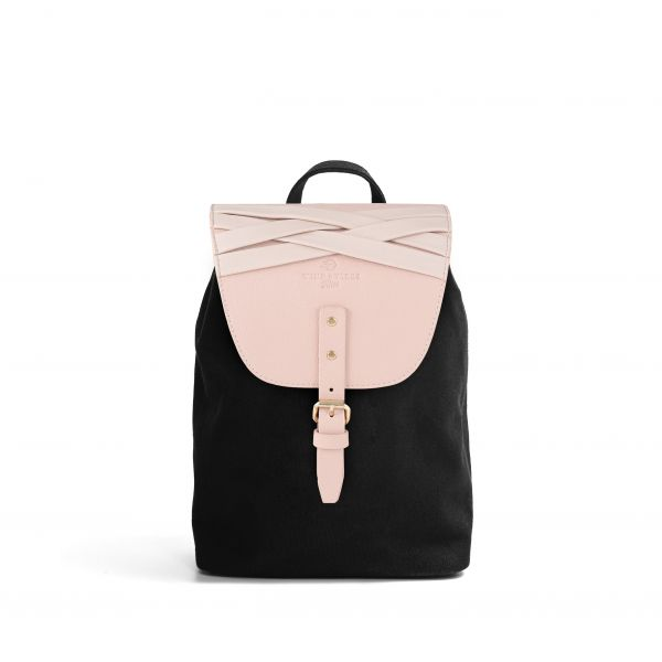 Frisco Canvas S + Flap Blushed Rose
