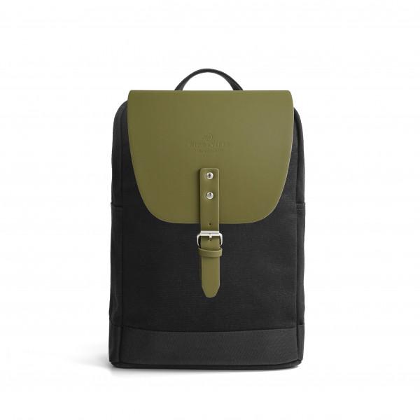 Mayfair Canvas + Flap Olive