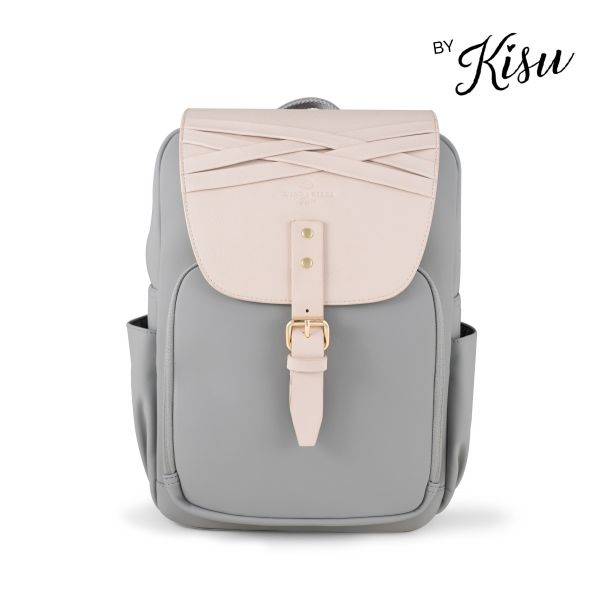 Blushed Collection by Kisu - Mayfair Vegan Grey Plus