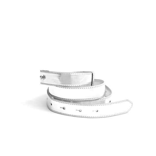 Bag Belt Metallic
