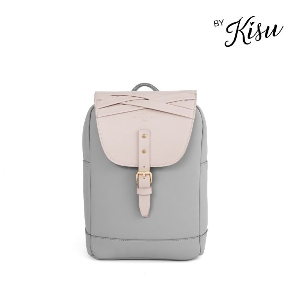 Blushed Collection by Kisu - Mayfair Vegan Stone Grey