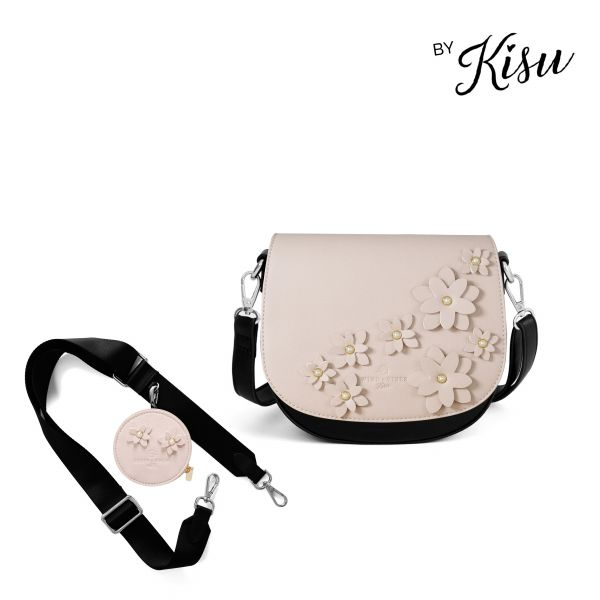 Flower Collection by Kisu - Coin Case Set Nude Lima M