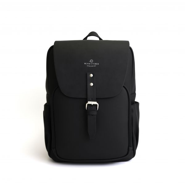 Mayfair Plus + Flap Classic Black